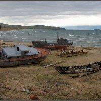 И корабли умирают... :: Наталия Григорьева