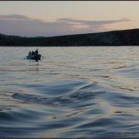 Шелковая вода :: Наталия Григорьева