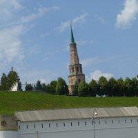 Вид на Кремль с набережной Казанки :: Наиля