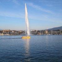 На берегу - Женева :: solv13 Лариса