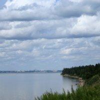 На горизонте -Новосибирск. :: Мила Бовкун