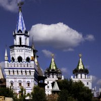 Москва. Кремль в Измайлово :: Андрей Конин