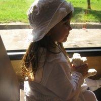 В автобусе... :: Ольга Клишевская