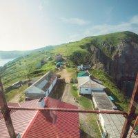 Вид из маяка :: Наталья Коваленко