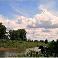 Полдень у реки :: Евгений Юрков