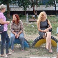 Мы такие разные... :: Нина Корешкова