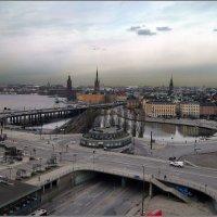 Стокгольм *** Stockholm :: Александр Борисов