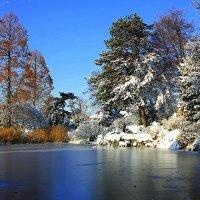 Зимняя сказка Флоры :: Alexander