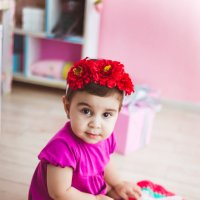 Малышка :: Илона Бабашова