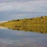 Одинокий рыбак. :: Ариша Медведева