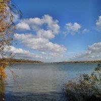 Плывут облака над рекой... :: Тамара (st.tamara)