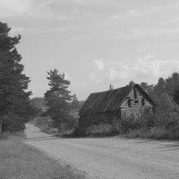 старый амбар :: Наталья Трифонова