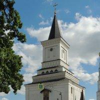 Часовня Николая Чудотворца в Святых воротах :: Александр Качалин
