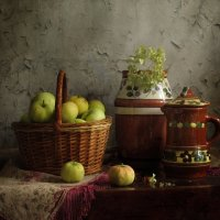 С яблоками :: Маргарита Епишина