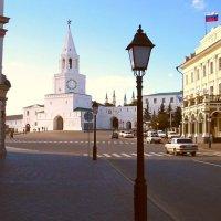 Кремль в Казани :: Григорий Кучушев