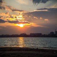 закатное солнце :: Артур Гафуров