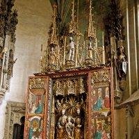 The Iconostasis 14 century :: Roman Ilnytskyi