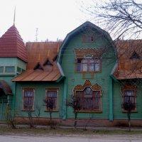 Дом Пришлецова 1915 год :: Наталья Гусева