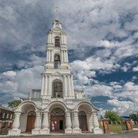 Церковь Благовещения Пресвятой Богородицы. Костромская область Буйский район :: Алексей -