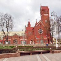 Минск- Красный костел :: yuri Zaitsev