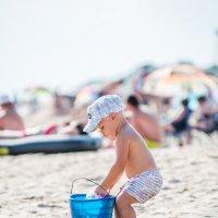 Игры на пляже :: Денис Красненко
