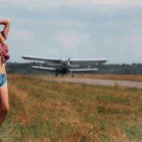 ТФП Модное небо 2014 :: андрей мазиков