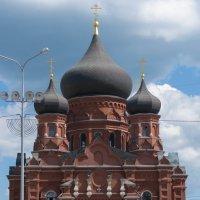 храм в Туле. :: Виктор Мрошников