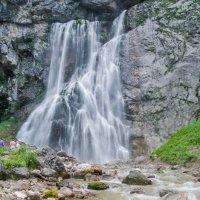 Абхазия. Гегский водопад :: Алексей Губарев