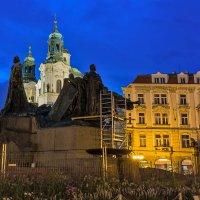 вечером в Праге :: Андрей Пашков