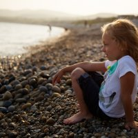 Пятое лето у моря :: Sofia Rakitskaia