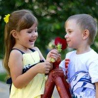 Детская радость :: Ирина Просунцова
