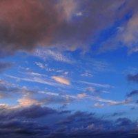 Красивое небо, закат.. :: Антонина Гугаева