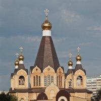 Храм в Десногорске :: Анатолий Тимофеев