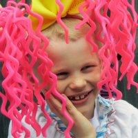 Розовый парик :: Нина Синица