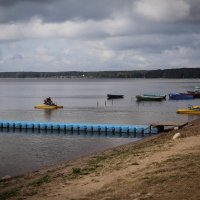 Озеро Нарочь. Беларусь. :: Nonna