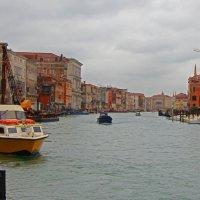 Венеция... Большой канал :: Марина Назарова