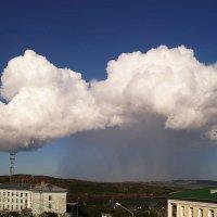 ...местами дождь :: Роман Маркин