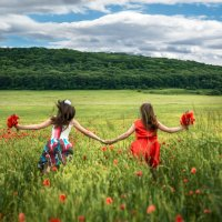 маковое лето :: Ирина Помогайбо