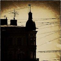 Старый дом с башенкой :: Станислав Лебединский