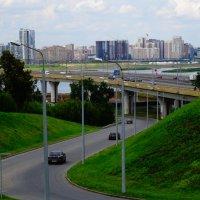 над городом :: Светик Семицветик