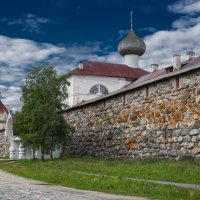 Соловецкий монастырь :: Serge Riazanov