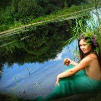 Юная русалочка :: Вероника Любимова