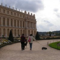 Прогулка по версальскому парку :: Елена Даньшина