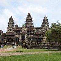 Ангкор Ват вход :: Сергей Карцев
