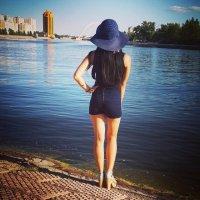 Все дело в шляпе :: Ulzhan Ibraeva