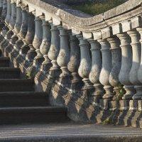 перила старинной лестницы :: NIKOLAY Nagaev