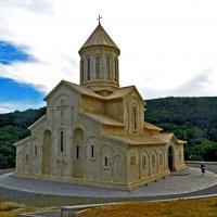 Храм святого Евфимия :: Наталья Джикидзе (Берёзина)