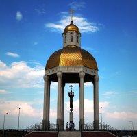 Белгород...врата города ( въезжие столбы ) :: Василий Платонов