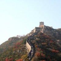 Великая Китайская Стена :: Мария Крылова