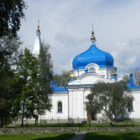 Сортавала. Никольская церковь. :: Наталья Левина